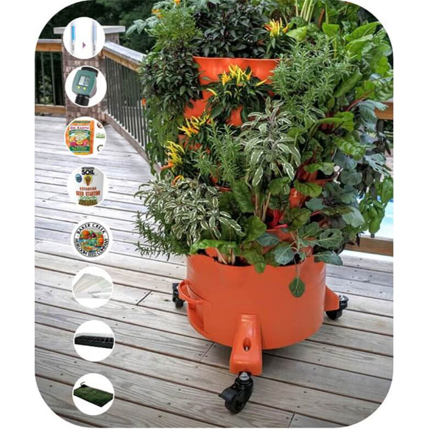 Garden Tower® 2 Deluxe Bundle