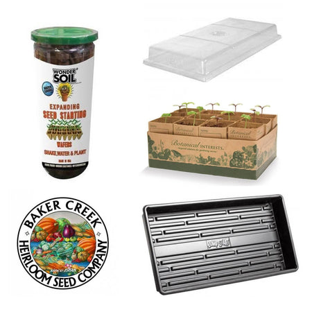 Eco-Friendly Seed Starting Kit