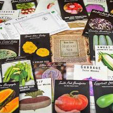 $20 Gift Card for Baker's Creek Heirloom Seeds