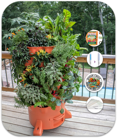 Garden Tower® 2 Starter Bundle