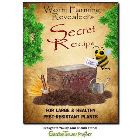 Worm Farming Revealed's ~ Secret Recipe ~ eBook