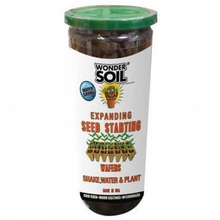 Seed Starting Pellets – Expanding nutrient rich soil for seed starting