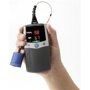 Portable Handheld Pulse Oximeter