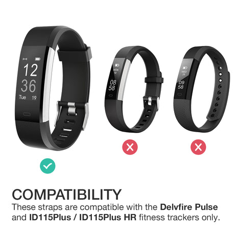ID115Plus HR Compatibility