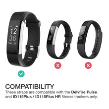 Delvfire Pulse Bands