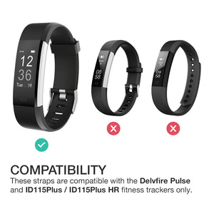 Delvfire Pulse Bands (5 Pack)
