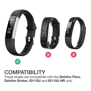 Delvfire Ember Bands (5 Pack)