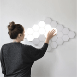 Touch-Sensitive LED Magnetic Wall Lights