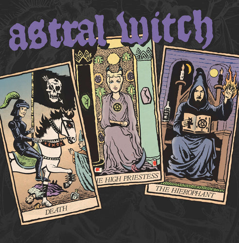 Astral Witch - ASTRAL WITCH (Fuzzed and Buzzed Edition)