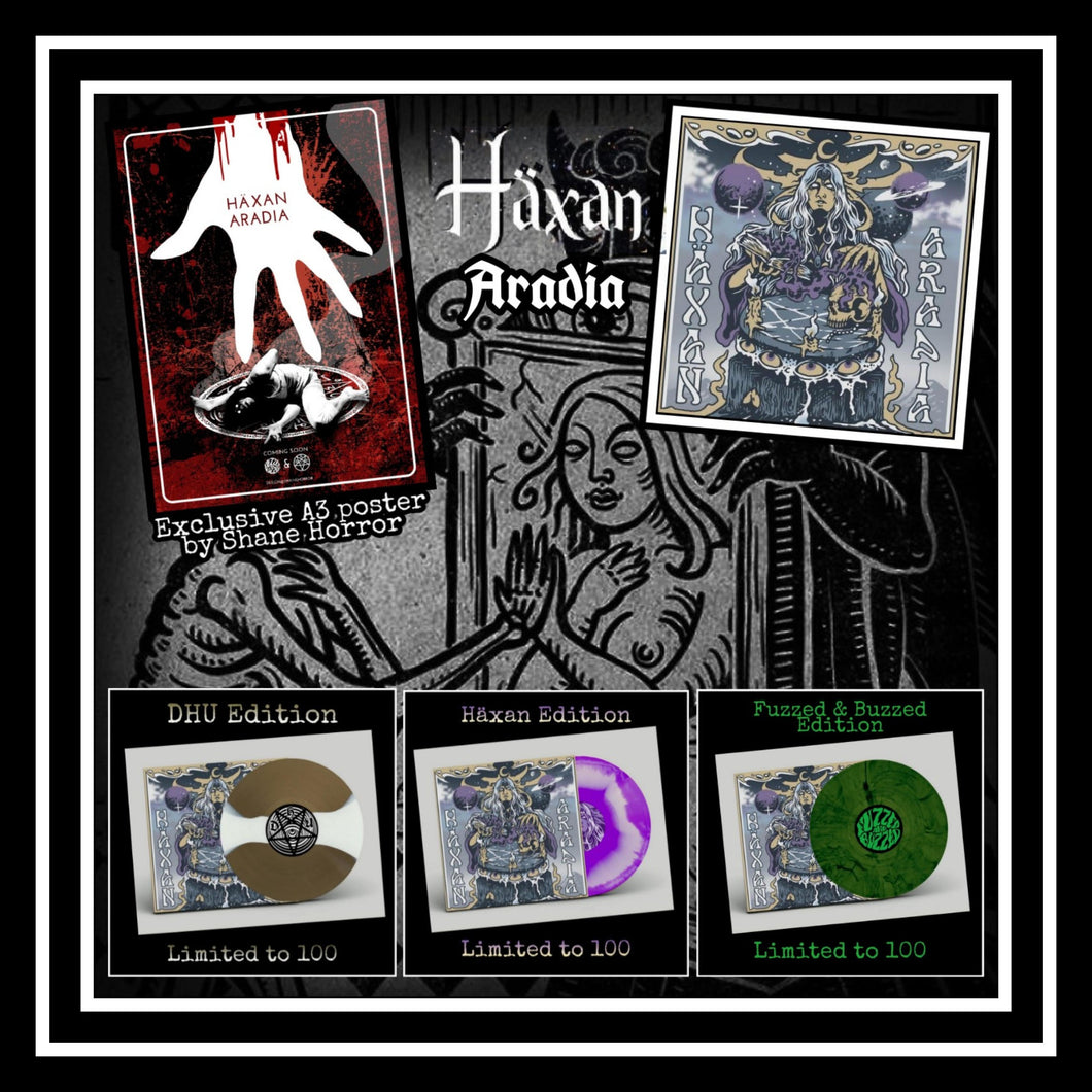 Häxan - ARADIA (3 Version Collectors Deck)