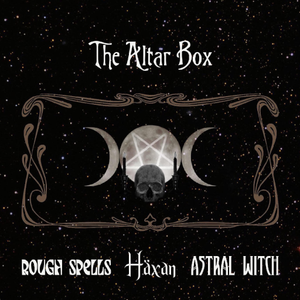 The Altar Box and The Powder Box (SPECIAL PACKAGE)