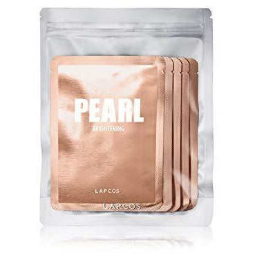 Pearl Sheet Mask with Probiotics | 5 Pack - the cozzee project
