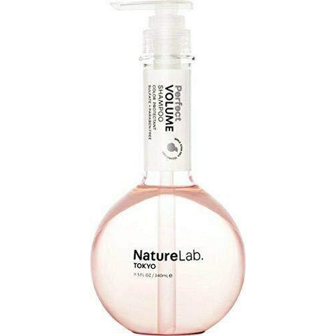 NatureLab Tokyo Perfect Volume Shampoo - the cozzee project
