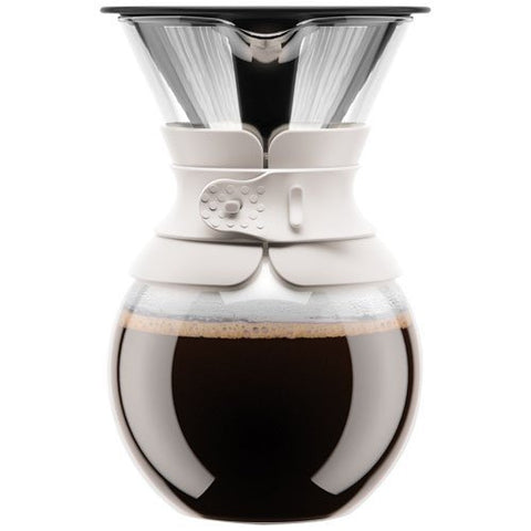 Pour-Over Coffee Maker with Permanent Filter - the cozzee project