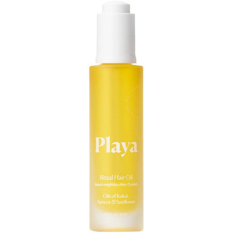 Playa - Natural Ritual Hair Oil - the cozzee project