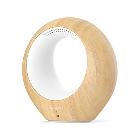 iBaby Airsense Smart Baby Audio Monitor, Temperature, Humidity & VOC Detector - the cozzee project