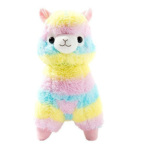 Cuddly Llama Alpaca - the cozzee project