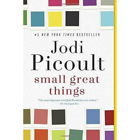 Small Great Things: A Novel - the cozzee project