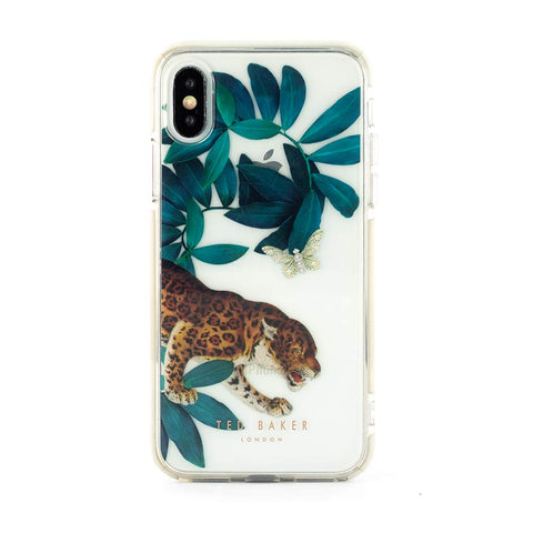 Ted Baker Houdini Fashion Anti-Shock Case for iPhone X/XS - the cozzee project