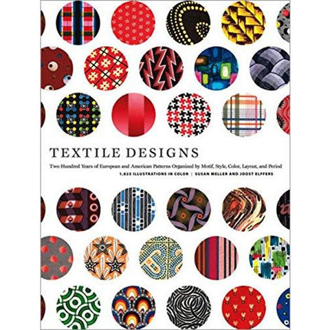 Textile Designs: Two Hundred Years of European and American Patterns - the cozzee project