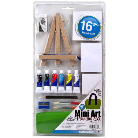 Royal & Langnickel Mini Art Painting Set - the cozzee project