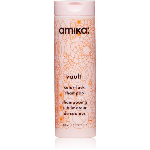 Amika Vault Color-lock Shampoo - the cozzee project