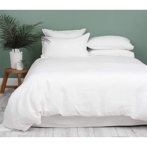 Oversized King Duvet Cover + Pillow Covers - the cozzee project