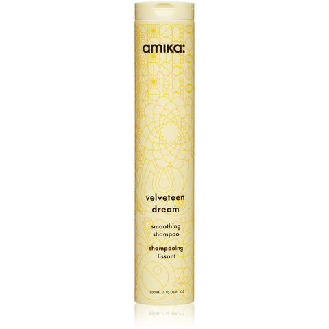 Amika Velveteen Dream Smoothing Shampoo - the cozzee project