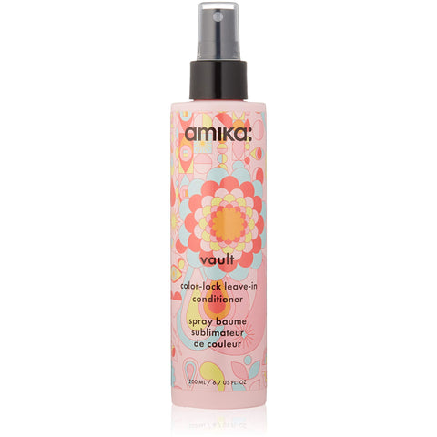 Amika Vault Color-lock Leave-in Conditioner - the cozzee project