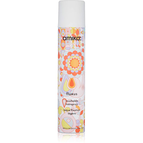 Amika Fluxus Touchable Hairspray - the cozzee project