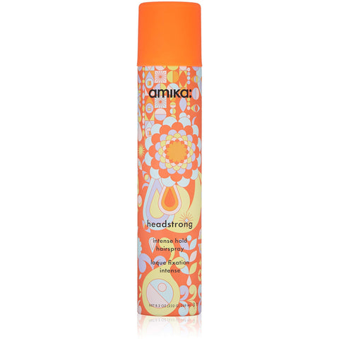 Amika Headstrong Intense Hold Hairspray - the cozzee project