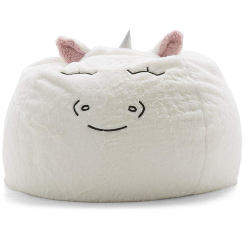 Wild Unicorn, Super Soft Plush Bean Bag - the cozzee project