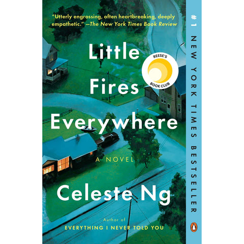 Little Fires Everywhere: A Novel - the cozzee project