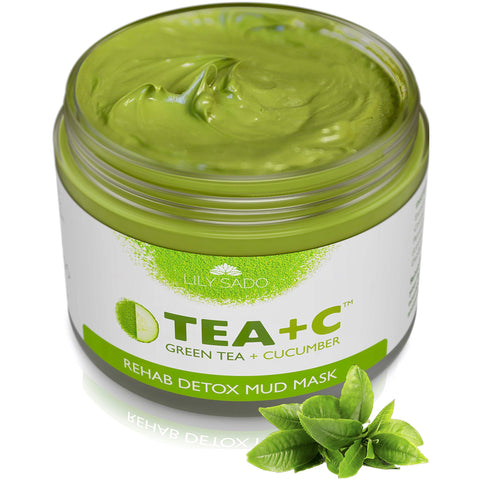 Green Tea Face Mask - the cozzee project