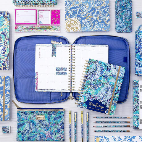 Lilly Pulitzer Agenda Bonus Pack - the cozzee project