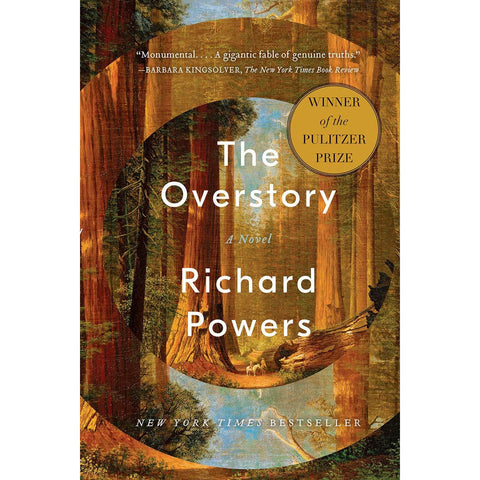 The Overstory: A Novel - the cozzee project