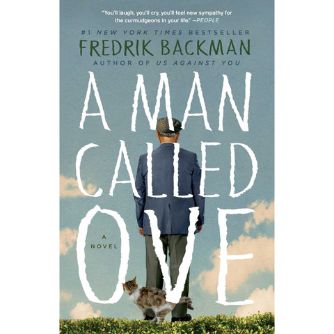 A Man Called Ove: A Novel - the cozzee project