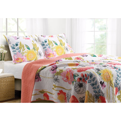 Greenland Home Watercolor Dream Quilt Set - the cozzee project