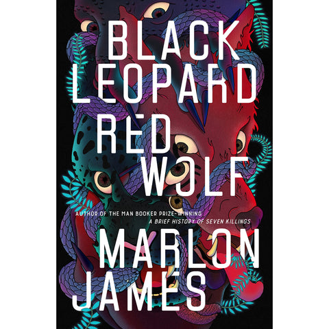 Black Leopard, Red Wolf (The Dark Star Trilogy) - the cozzee project