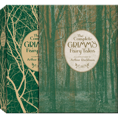 The Complete Grimm's Fairy Tales - the cozzee project