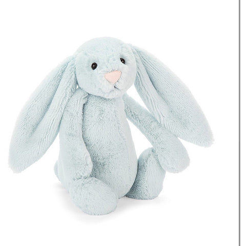 Bashful Beau Bunny - the cozzee project