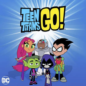Teen Titans Go Diamond Painting Kit - DIY