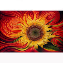 Load image into Gallery viewer, Flower Diamond Painting Kit - DIY