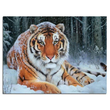 Load image into Gallery viewer, Tiger Diamond Painting Kit - DIY