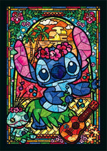 Load image into Gallery viewer, Lilo & Stitch Diamond Painting Kit - DIY