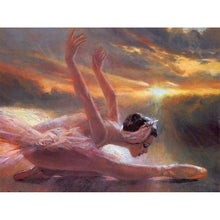 Load image into Gallery viewer, Painting Ballet Girl Diamond Painting Kit - DIY