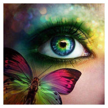 Load image into Gallery viewer, Beauty&Butterfly Diamond Painting Kit - DIY