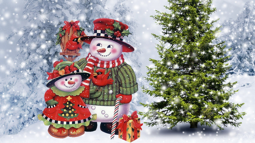 Christmas Diamond Painting Kit - DIY Christmas-63