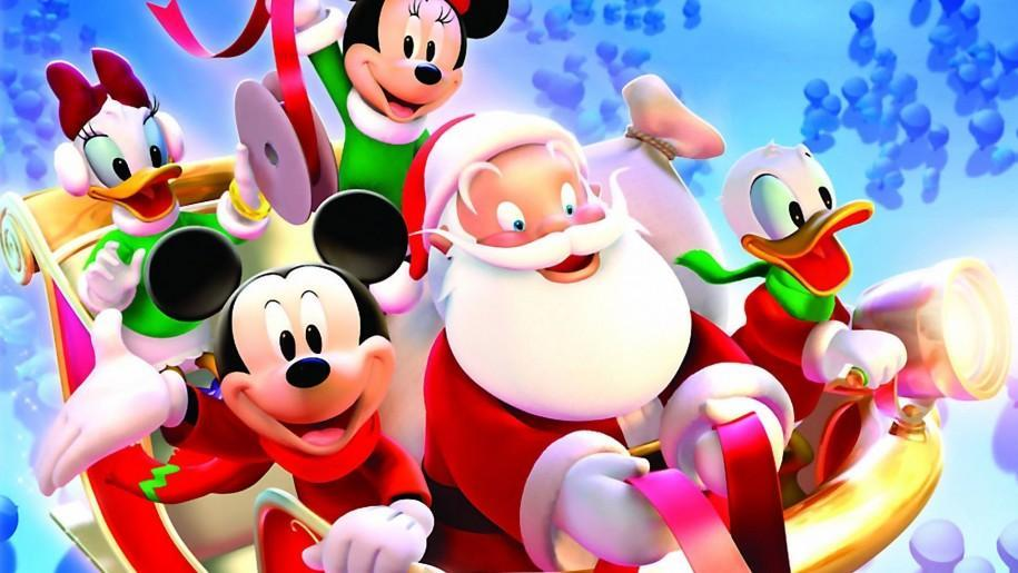 Disney Christmas Diamond Painting Kit - DIY Disney Christmas-5