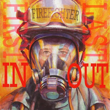 Load image into Gallery viewer, 5d Fireman Firefighter Diamond Painting Kit Premium-13